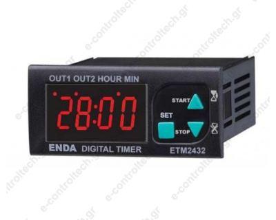 Χρονικό Ψηφιακό 1 Set Point On Delay 230VAC