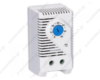 Θερμοστάτης Πίνακος 1 ΝΟ KTS 011