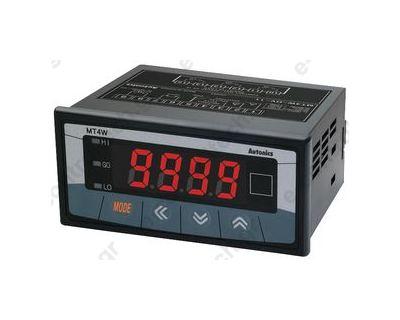 Αμπερόμετρο Ψηφιακό, 3 Εξοδοί, 96Χ48, 230 V
