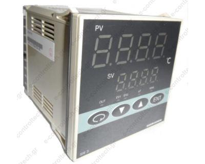 Controller Ψηφιακός 96Χ96 SSR+Ev1