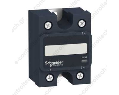 Solid State relay 50A IN 3-32 V DC/OUT 24-300 V AC