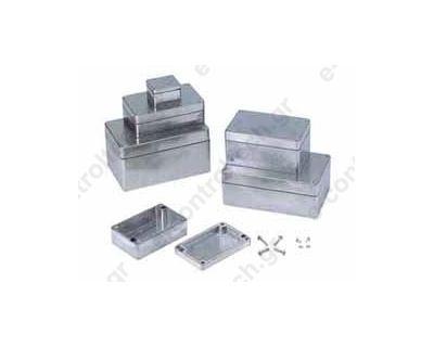 Κουτί Μεταλλικό Π160 x Υ100 x Β60 mm