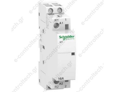 Ρελέ Ράγας 2P 16A 1NO+1NC 230V ACTI9 iCT