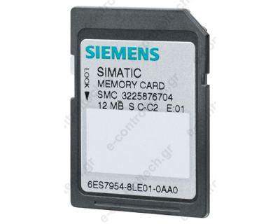 Κάρτα Μνήμης Simatic S7 4 ΜΒ
