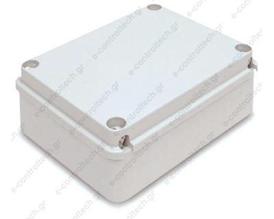 Κιβώτιο Πλαστικό Π230 x Υ125 x Β77 mm