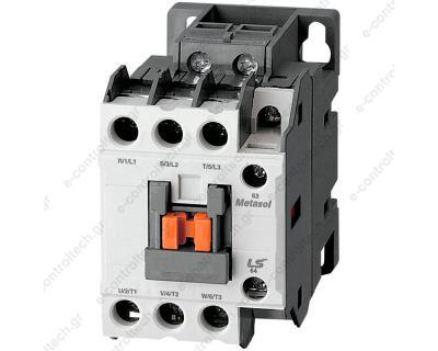 Ρελέ 4 KW 230V AC 1A+1K MC-9b Metasol LG