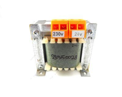 Μετασχηματιστής Ανοιχτού Τύπου 230/24V 100VA IP00