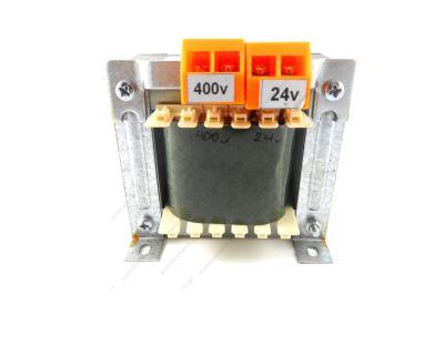 Μετασχηματιστής Ανοιχτού Τύπου 400/24V 300VA ΙΡ00