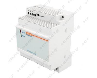 Τροφοδοτικό 100-240 VAC 24VDC 2,5A 60W