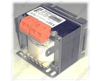 Μετασχηματιστής Ανοιχτού Τύπου 230/24V 150VA ΙΡ00
