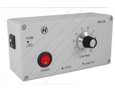 Ρυθμιστής Τάσης - Στροφών 230 V 1500 W