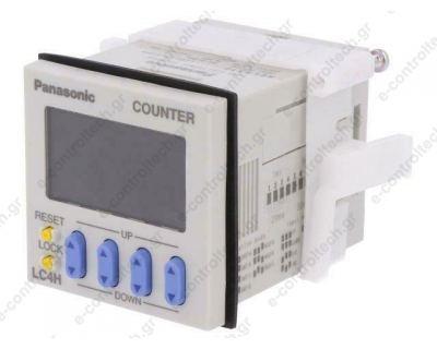 Μετρητής ψηφιακός 1 set point 24 V AC 11P