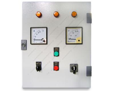 Ηλεκτρικός Πίνακας Αντλίας Υ/Δ 7,5 KW, 10 HP