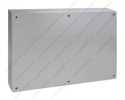 Κιβώτιο Μεταλλικό Π600 x Y400 x B120 mm