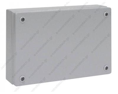 Κιβώτιο Μεταλλικό Π300 x Y200 x B80 mm Χ/Φ