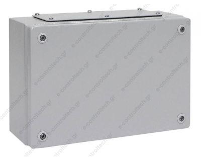 Κιβώτιο Μεταλλικό Π300 x Y200 x B120 mm Μ/Φ
