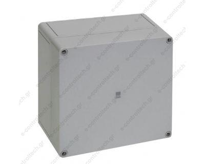 Κιβώτιο Πλαστικό Π182 x Υ180 x Β111 mm