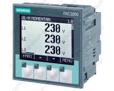 Αναλυτής Ενέργειας PAC 3200  AC95-240V