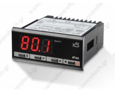 Θερμοστάτης με 1 Ρελέ 230V