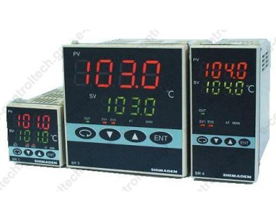 Controller Ψηφιακός IN 0-10V / 4..20mA ,OUT Ρελέ+A
