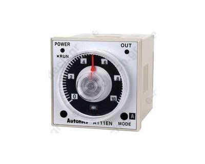 Χρονικό 6 λειτουργειών 0.05s-100h 24-240VAC 11P