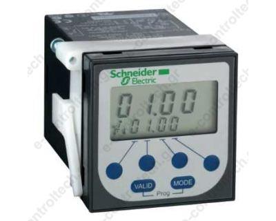 Χρονικό Πίνακος ψηφιακό 48 x 48 mm 110-240VAC