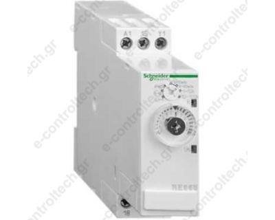Χρονικό OFF Delay Ράγας  24-240VAC-24VDC, 0,6-160