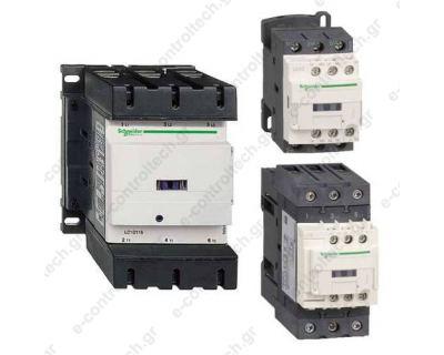 Ρελέ 5.5 KW, 230V AC, 1NO+1NC